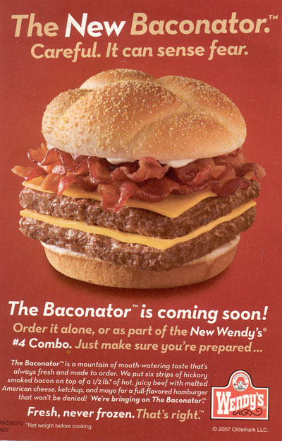 The Baconnator