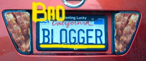 Bad Blogger