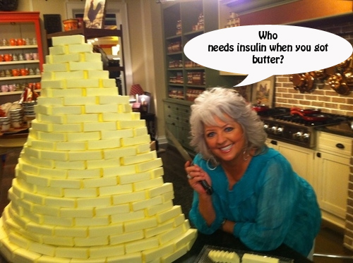 Diabetes Y'all! Bacon Lover Paula Deen Comes Out