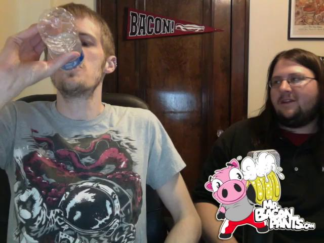 Bacon LIVE: Bacon is a Killer & The Live Wendy's Review