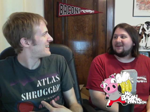 Bacon LIVE: Bacon Crime and the Return of the Double Down